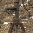 Old Water-pump by hynek