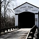 Jackson Covered Bridge by Brad Staggs