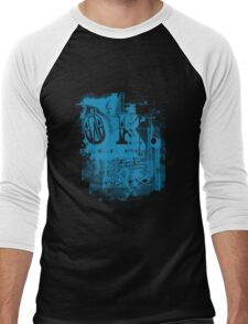 Random Men's Baseball ¾ T-Shirt