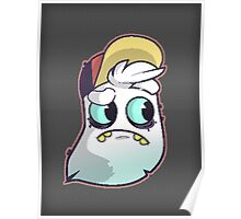 Bup the ghost! [prints & things] Poster