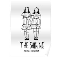Stanley Kubrick's Twins Poster