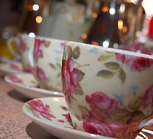 tea time by Nancy