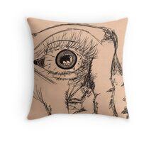 like never befor Throw Pillow