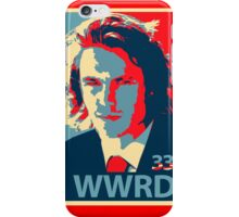 What would Riggins do? iPhone Case/Skin