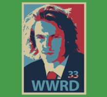 What would Riggins do? Baby Tee