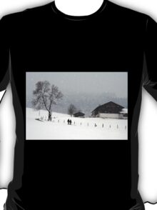 Snowy Walk T-Shirt