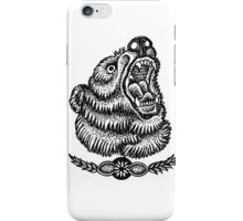 Bear With Me iPhone Case/Skin