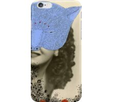 Cat Woman iPhone Case/Skin