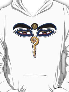 Buddha Eyes Symbol T-Shirt