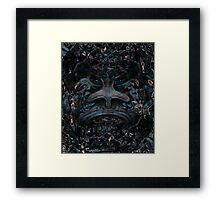 Loathing Framed Print