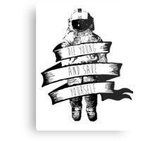 Brand New Deja Entendu astronaut Metal Print