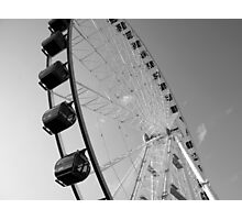 SKY IS THE LIMIT Photographic Print