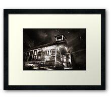 School House Rot Framed Print
