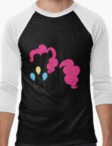 Pinkie Pie Men's Baseball ¾ T-Shirt