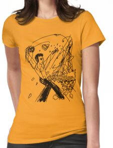 'Robert Hock: The Perfect Shot' Womens Fitted T-Shirt