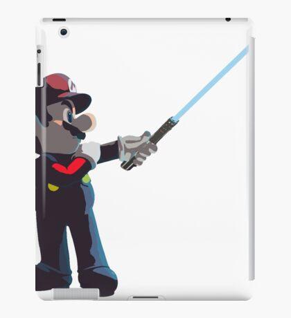 Jedi Mario T-Shirt iPad Case/Skin