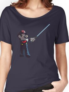 Jedi Mario T-Shirt Women's Relaxed Fit T-Shirt