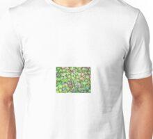 Green Green Holly of Ireland Unisex T-Shirt