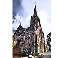 St Andrews Church, Strathalbyn Photographic Print