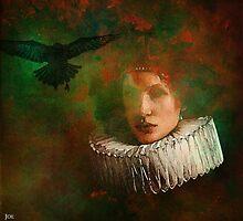 countess of the crow by ganechJoe