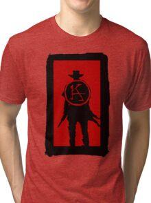 Ka is a wheel Tri-blend T-Shirt
