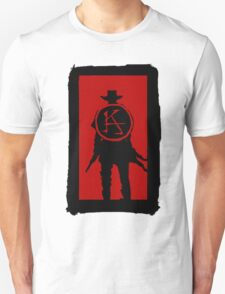 Ka is a wheel Unisex T-Shirt