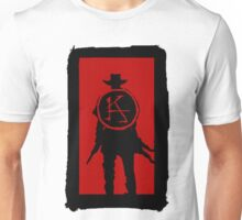Ka is a wheel Unisex T-Shirt