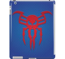 Web of the 2099 Future iPad Case/Skin