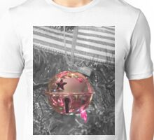 Christmas Bell (selective color) Unisex T-Shirt