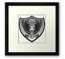 Bearded Brotherhood Framed Print