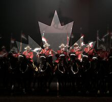 Mountie's Charge! by Angela E.L. Clements