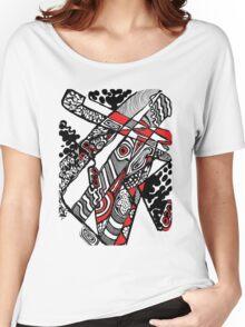 alexjackpicketty Women's Relaxed Fit T-Shirt