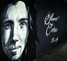 Shane Cross Mural by Luke Haggis