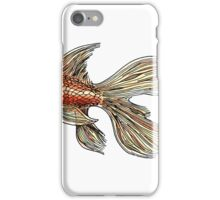 Just a Goldfish iPhone Case/Skin