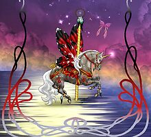 Fairytale Carousel Knight Thundercloud by GOFORTH