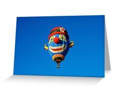 What a Clown! Greeting Card