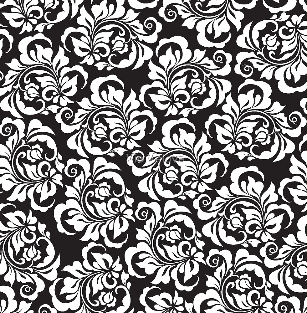 rose pattern by VioDeSign