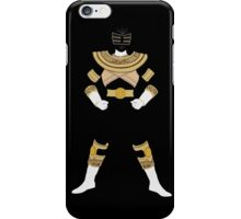 Power Rangers Zeo Gold Ranger iPhone Case iPhone Case/Skin