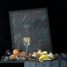 still life with oysters by studio24photo