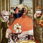 The Anti Facist Pope. by - nawroski -
