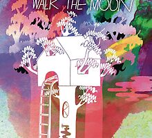 Walk the moon album by janelindstrom