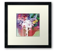 Walk the moon album Framed Print