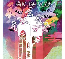 Walk the moon album Photographic Print