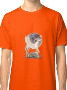 By Moonlight ... Pegasus Classic T-Shirt