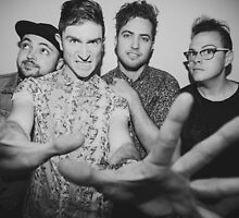 walk the moon b&w by janelindstrom