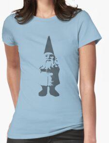 Single Little Friend Womens Fitted T-Shirt