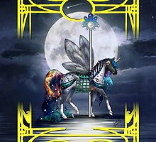 Fairytale Carousel Neptune by GOFORTH