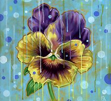 Pansy by Paul Allen