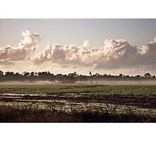 Dawn of Fog Photographic Print