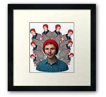 Michael Cera  Framed Print